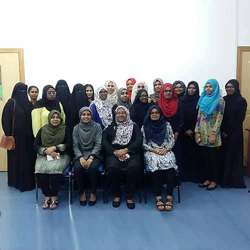 Hazard Workshop group photo
