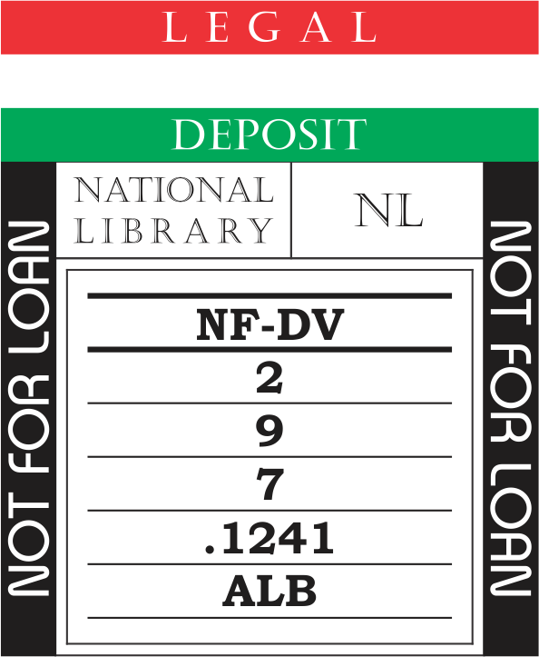 Legal Deposit Non-Fiction