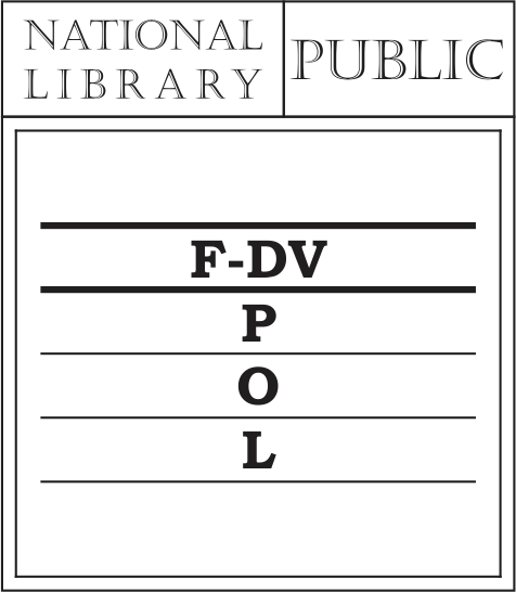 Public Library Fiction